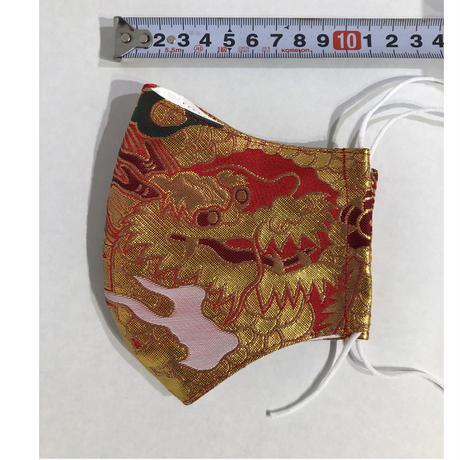 金襴マスク・10(大人用)adult mask