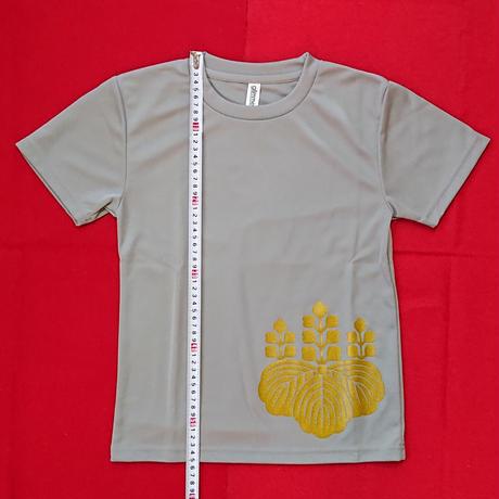 子供家紋Tシャツ     豊臣秀吉      (140cm)
