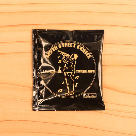 125th Street Coffee DRIP BAG  5pes Set