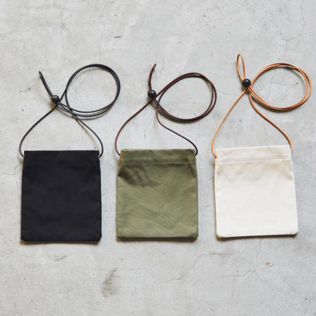 HANG POUCH|Natural