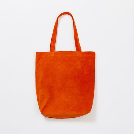 PIG TOTE| Medium Orange