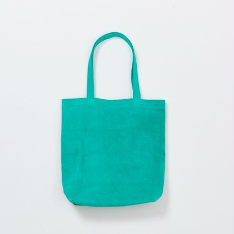 PIG TOTE| Medium Emerald