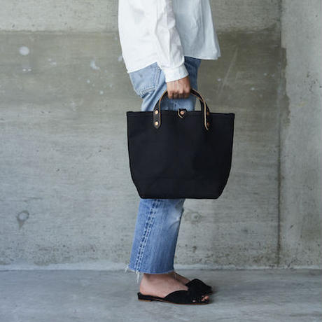 BOAT TOTE|Small All Black