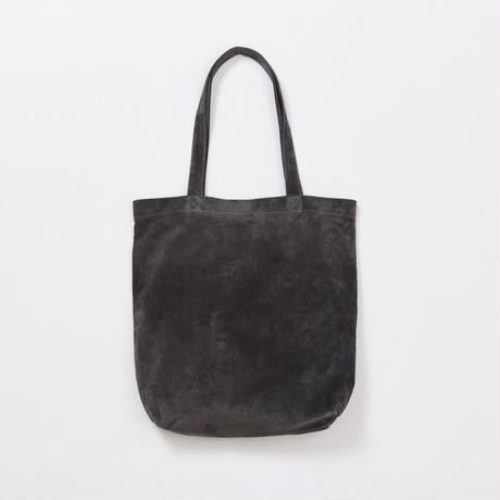PIG TOTE| Medium Dark Gray