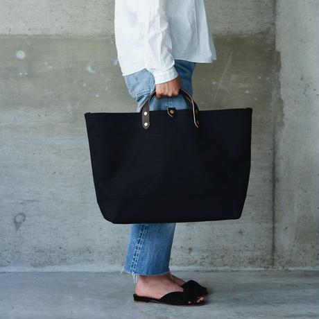 BOAT TOTE|Large All Black