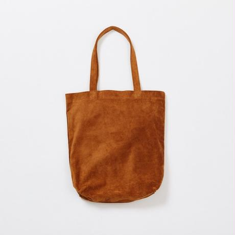 PIG TOTE| Medium Brown