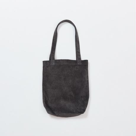 PIG TOTE|Small Dark Gray