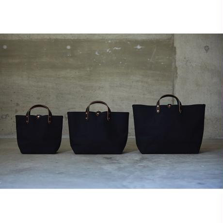 BOAT TOTE|Medium All Black
