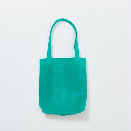 PIG TOTE|Small Emerald