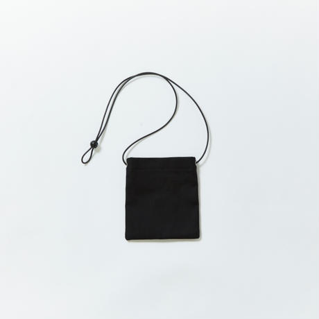 HANG POUCH|Black