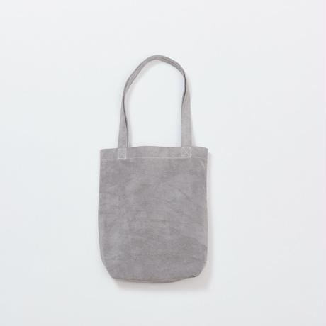 PIG TOTE|Small Gray
