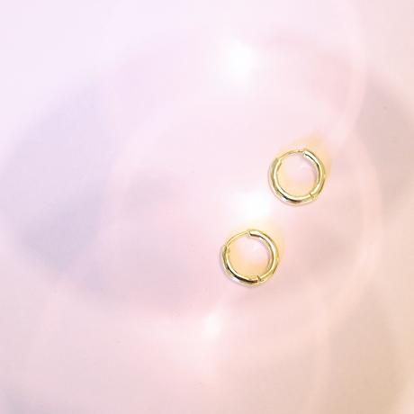 Minimal little hoop / Silver925