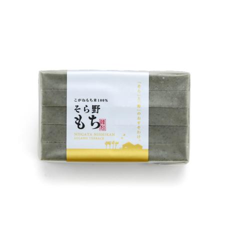 【冬ギフト'20】そら野もちを味わう、厳選素材の甘辛セット