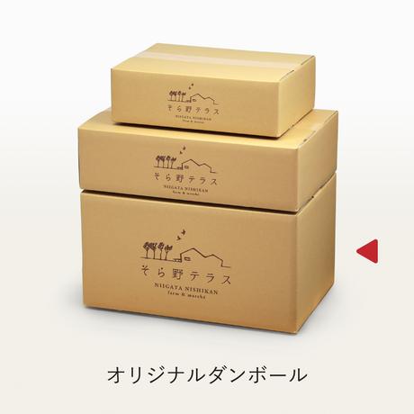 【送料補助】【冬ギフト'20】ル・レクチェとそら野もち 新潟の冬 満喫セット