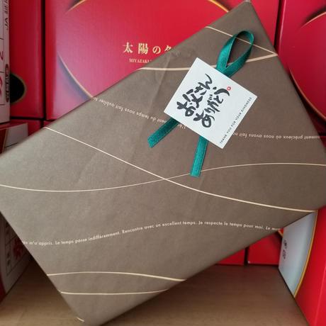 大切な方へ 宮崎特産 完熟マンゴ- 4Lサイズ 1玉入り(500g前後)