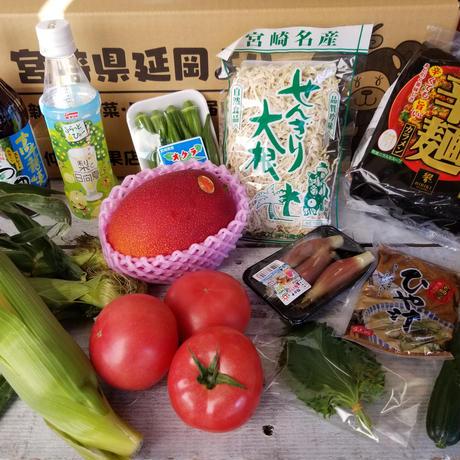 宮崎の美味しいもの詰め合わせ ふるさとセット