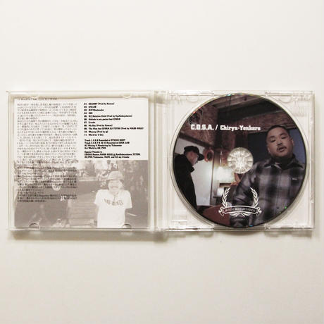 C.O.S.A. - Chiryu-Yonkers [CD]