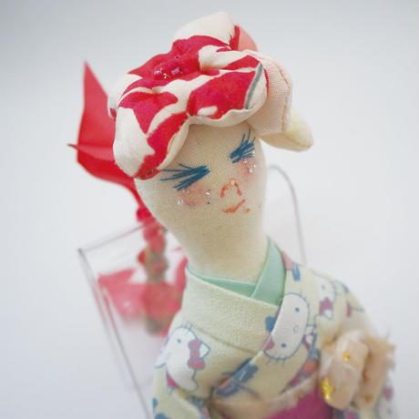 KT-SAKURA YUKATA WHITE/ohana-07