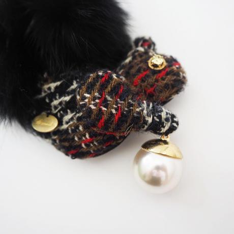 Special squirrel brooch-1