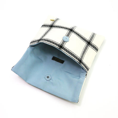 Wool mini doll & pouch -9