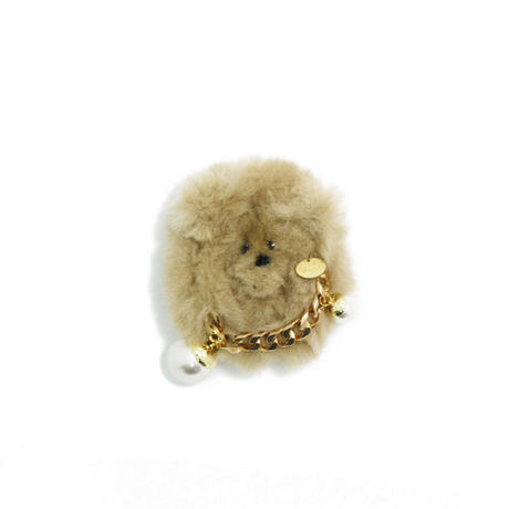 Chow Chow brooch