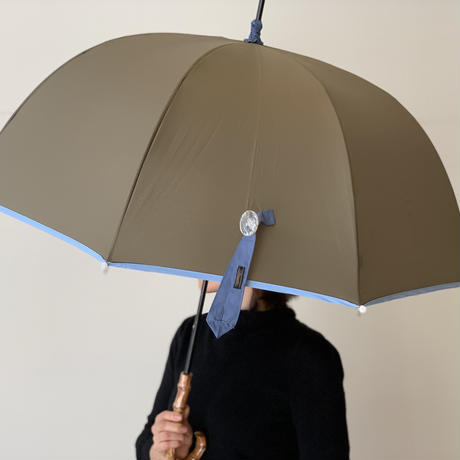Glass bead umbrella