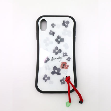 Cell phone case-Bear
