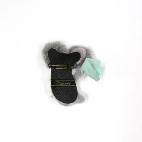 【受注生産/納期約1か月】Koala brooch