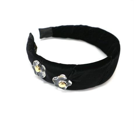 【受注生産/納期約1か月】Flower Headband