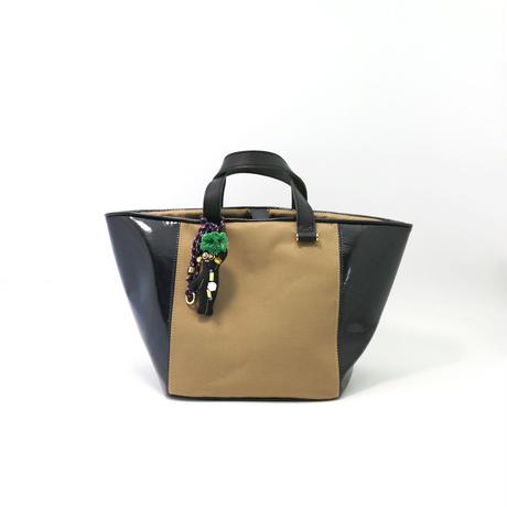 2 tone color bag-S