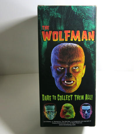Funko -Wacky Wobbler-Bobble Head(ボビングヘッド):THE WOLFMAN(狼男)