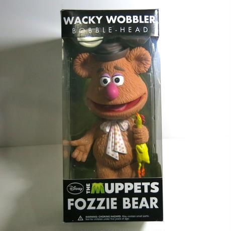 Funko -Wacky Wobbler-Bobble Head(ボビングヘッド):THE MUPPETS   FOZZIE BEAR