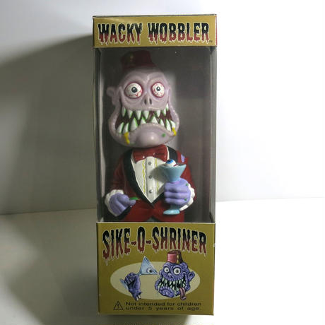 Funko -Wacky Wobbler-Bobble Head(ボビングヘッド):SIKE  O  SHRINER