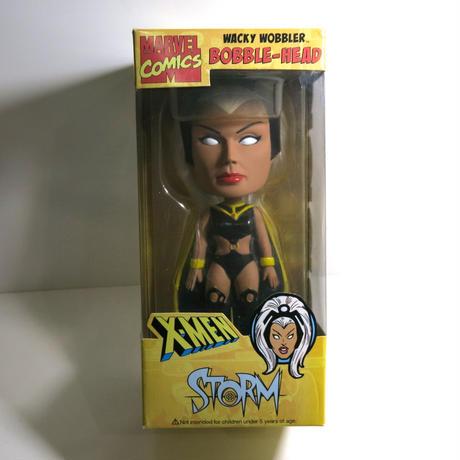 Funko -Wacky Wobbler-Bobble Head(ボビングヘッド):X-MEN ストーム