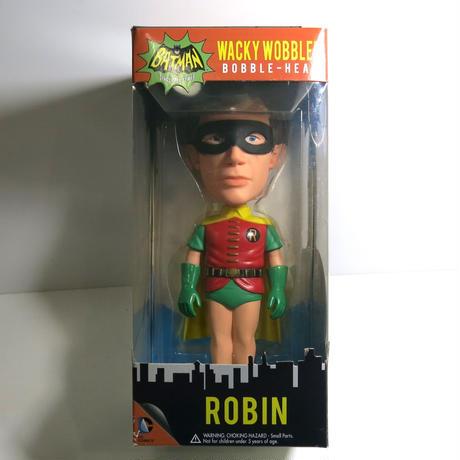 Funko -Wacky Wobbler-Bobble Head(ボビングヘッド):バットマン(ロビン)