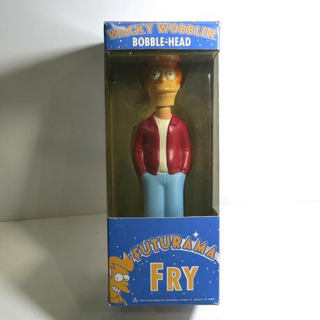 Funko -Wacky Wobbler-Bobble Head(ボビングヘッド):フューチュラマ フライ
