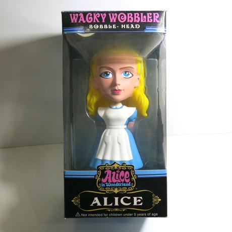Funko -Wacky Wobbler-Bobble Head(ボビングヘッド):ALICE IN WONDERLAND   ALICE