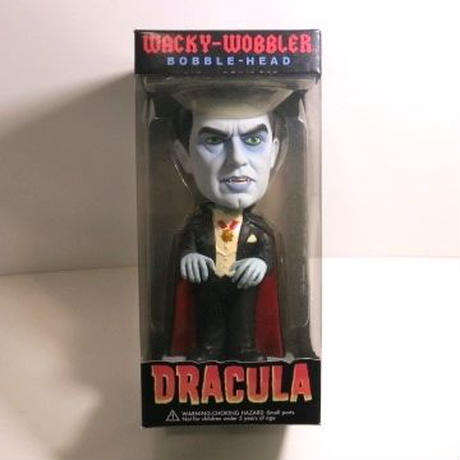 Funko -Wacky Wobbler-Bobble Head(ボビングヘッド):DRACULA(ドラキュラ)