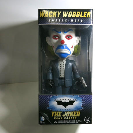 Funko -Wacky Wobbler-Bobble Head(ボビングヘッド):ジョーカー