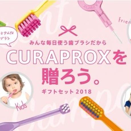 クラプロックス エンジョイトラベルセット(歯ブラシ1本・歯間ブラシ5本・ポーチ付き)