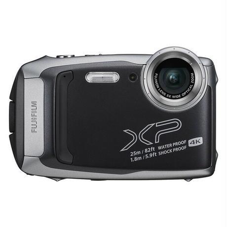 F FX-XP140DS 富士フィルム FinePix XP140 ダークシルバー ダークシルバー [コンパクトデジタルカメラ(1635万画素)]