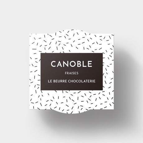 「ショコラブール・フレーズ」最高品質のココアと発酵バターにドライストロベリー
