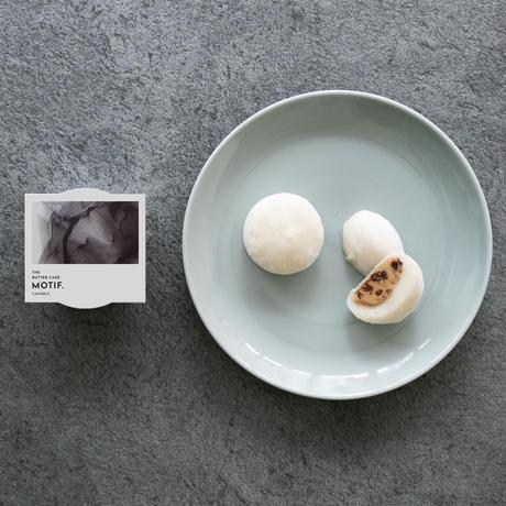 「MOTIF.」(モチーフ)国産発酵バターとラムレーズンをお餅で包んだテクノ和菓子(発送目安:注文から3ヶ月〜6ヶ月)