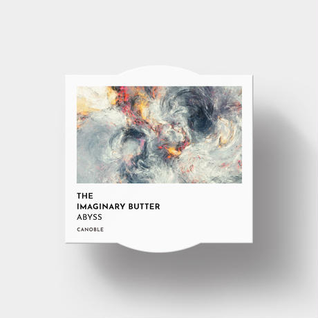THE BUTTER ICE「IMAGINARY」新作6種セット(発送目安:注文から1ヶ月〜6ヶ月)