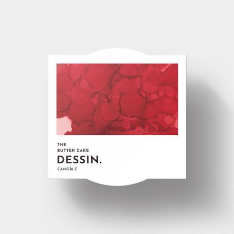 THE BUTTER ICE「DESSIN.」6個セット・リッチな味わい(発送目安:注文から1ヶ月〜6ヶ月)