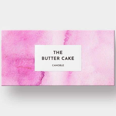 CONTEMPORARY BUTTER CAKE「フランボワーズショコラ」(発送目安:注文から1ヶ月〜6ヶ月)11・12月から発送開始
