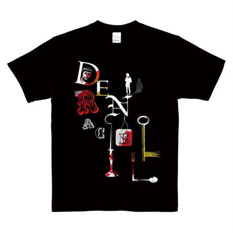 タイポグラフィーTシャツ