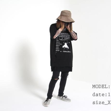バグハックTシャツ