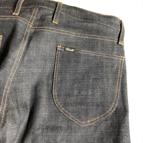 D-02ZHD STRAIGHT FIT DENIM PT