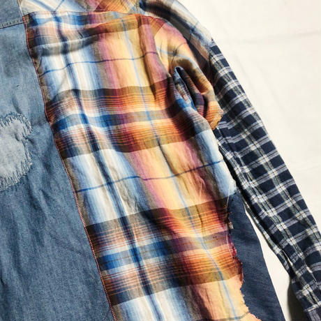 4 FABRIC REBUILD SHIRTS